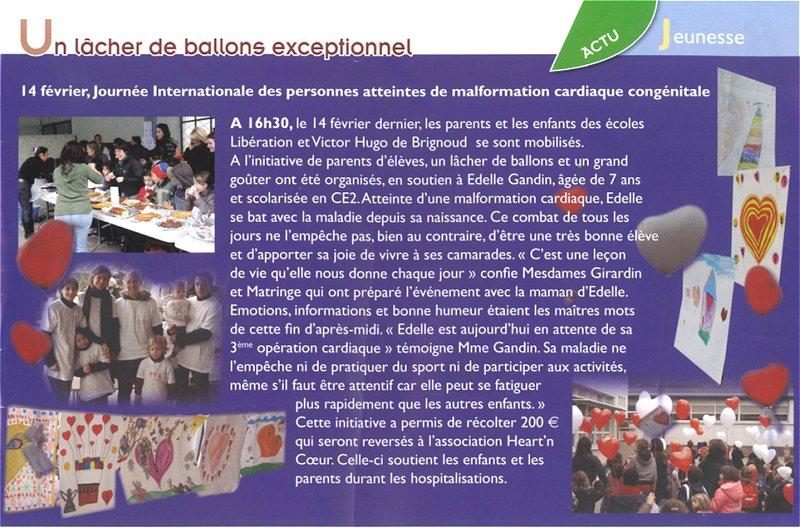 Les écoles de Brignoud