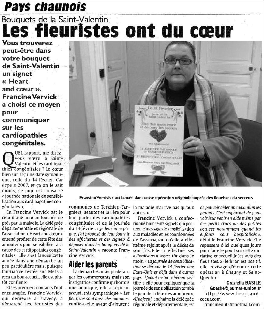 Francine sur l'Union