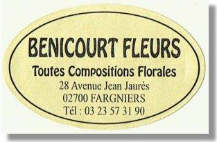 Benicourt Fleurs