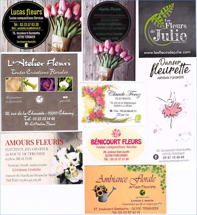 Les Fleuristes de l'Aisne