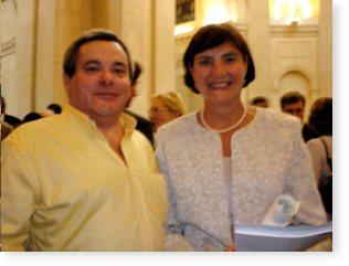 Daumal christian avec Christine Seidman