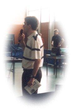 Pascal SAULNIER président du Club