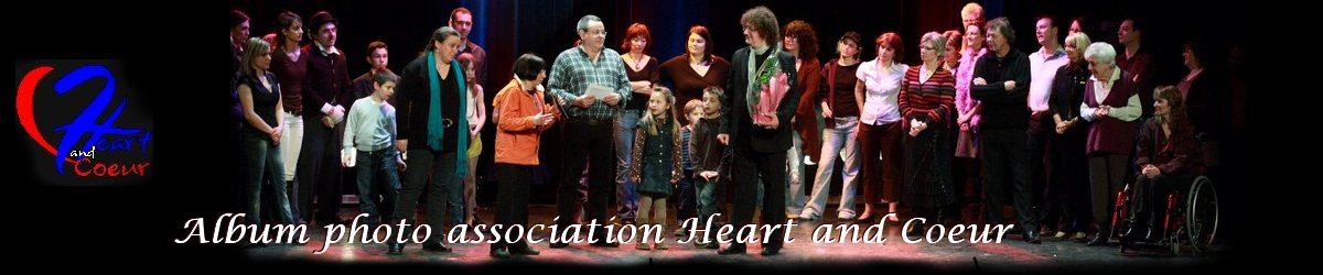 Album photo Heart and Coeur