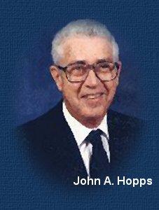 John A. Hopps 1919 - 1998