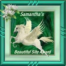 awards by samanta's