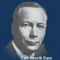 (Carl Peter) Henrik Dam