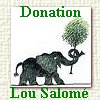 Logo Donation Lou Salomé