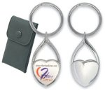 Porte-clés - Keychain Heart and Coeur
