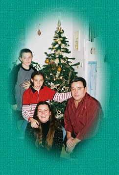 Noël chez Karine et Maurice