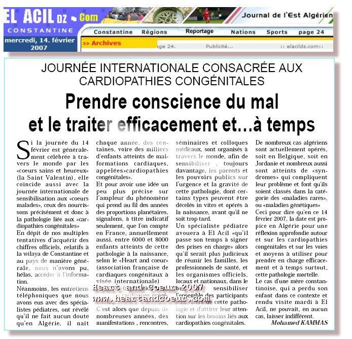 EL ACIL dz (Algérie)