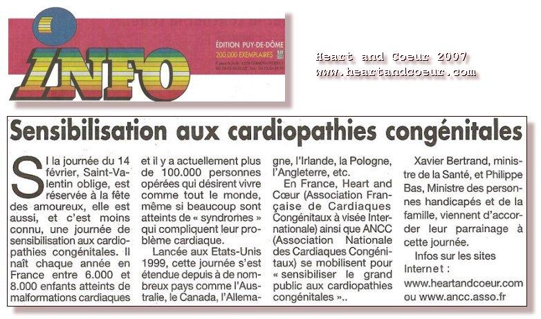Infos edition Puy de Dôme
