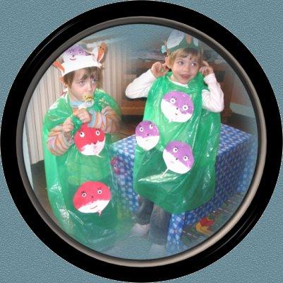 Emma et Julie 21 mars 2006