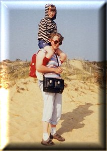 En classe de mer avec maman
