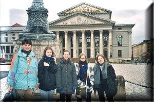 voyage d'études à Munich