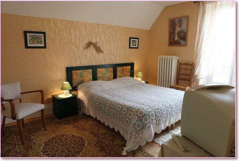 la villa fleurie chambre campagne. Black Bedroom Furniture Sets. Home Design Ideas